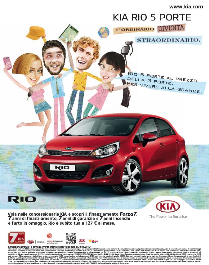 Rio Promo 3 5 Porte Casiraghi Greco Amp